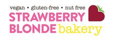 Strawberry Blonde - nut free, gluten free, vegan bakery